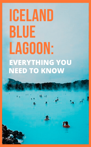 ICELAND BLUE LAGOON GUIDE