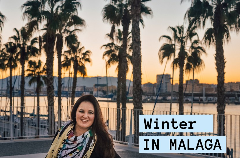 Malaga in winter: things to do in December, January and February