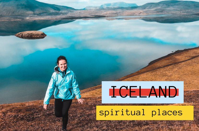 Iceland hidden gems and secret spiritual places