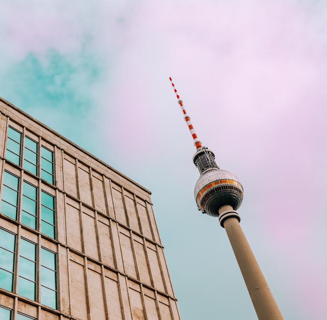 Район Берлина Митте - самый лучший район для туристов