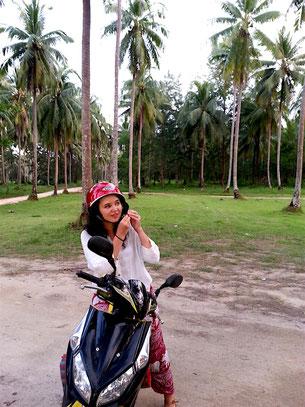 driving to Khao Lak beaches