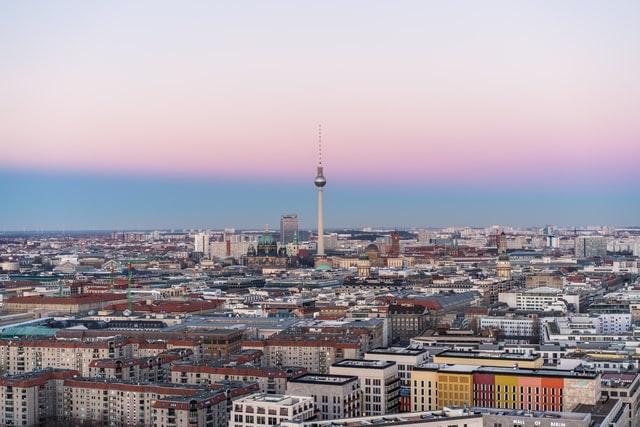 Где лучше остановиться в Берлине?