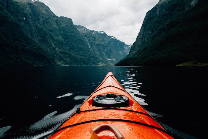 Alternative things to do in Stockholm: go kayaking