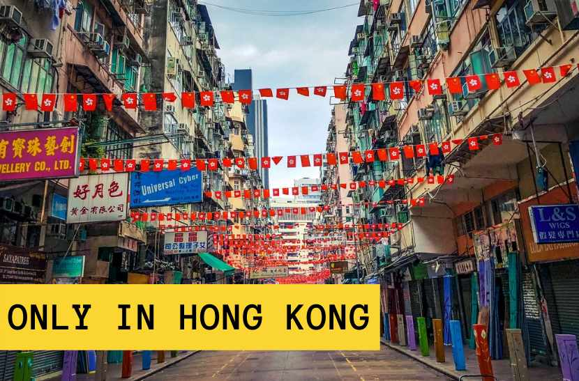 Cool things to do in Hong Kong
