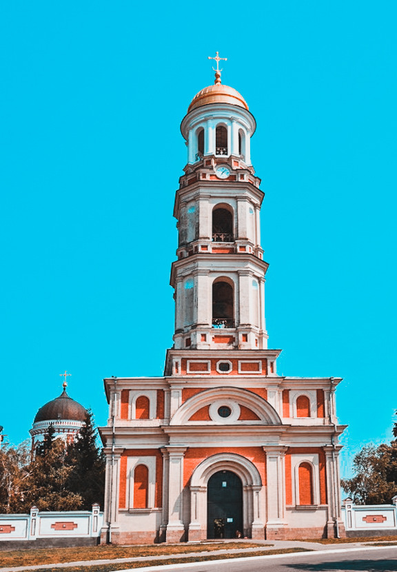What to visit in Transnistria: Kitskany Monastery