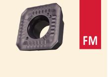 Wendeschneidplatten Geometrie FM
