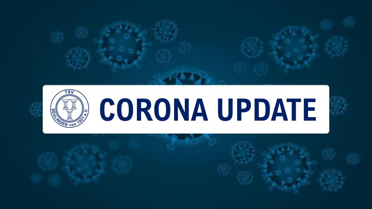 TSV Corona Update!