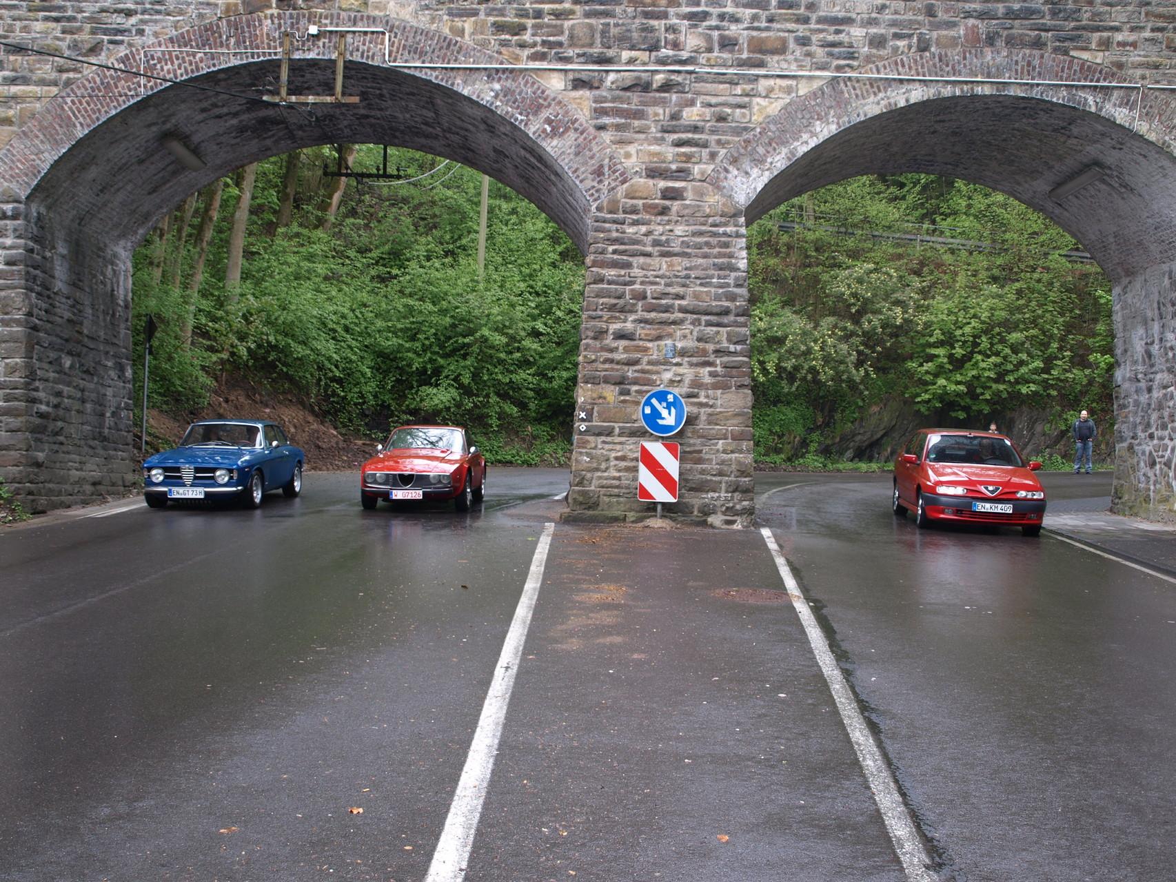 Viadukt in Dahlerau bei Radevormwald