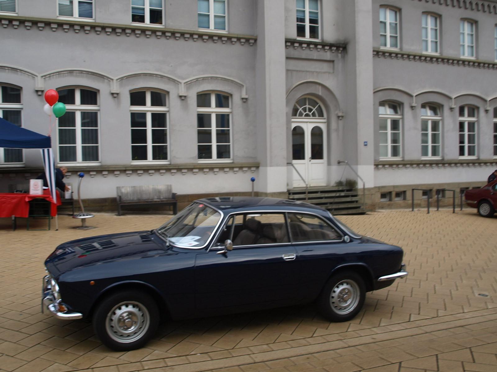 "das ""Siegerauto"", GTV 2000"