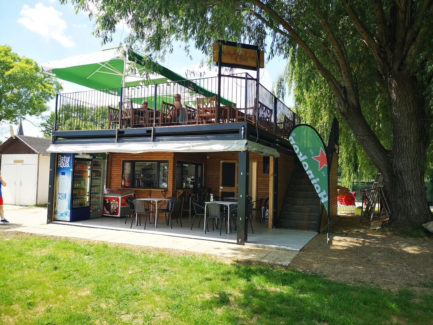Akali the Bar nieuw aan het strand 2021