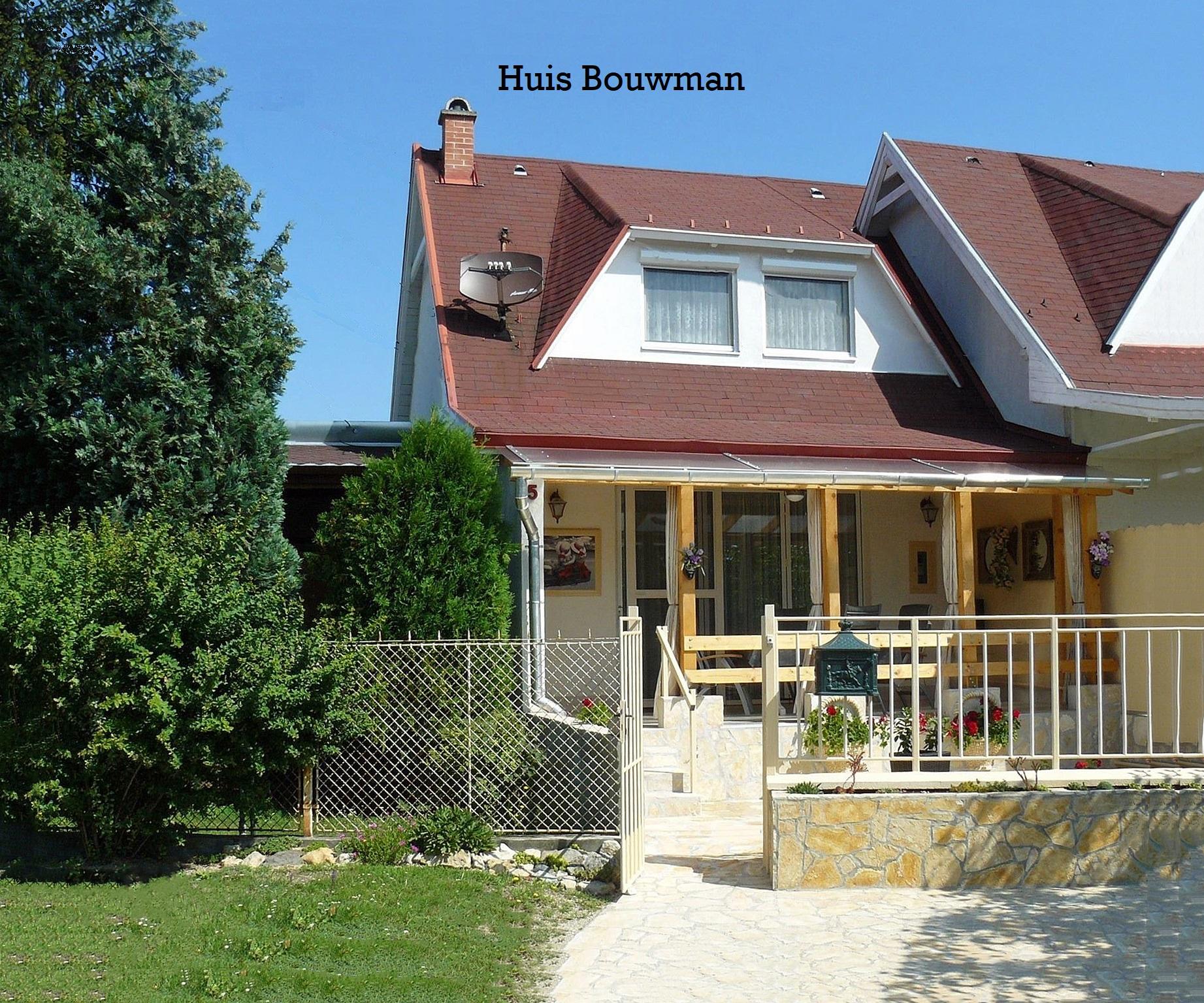 Huis Bouwman ons huis uw vakantie