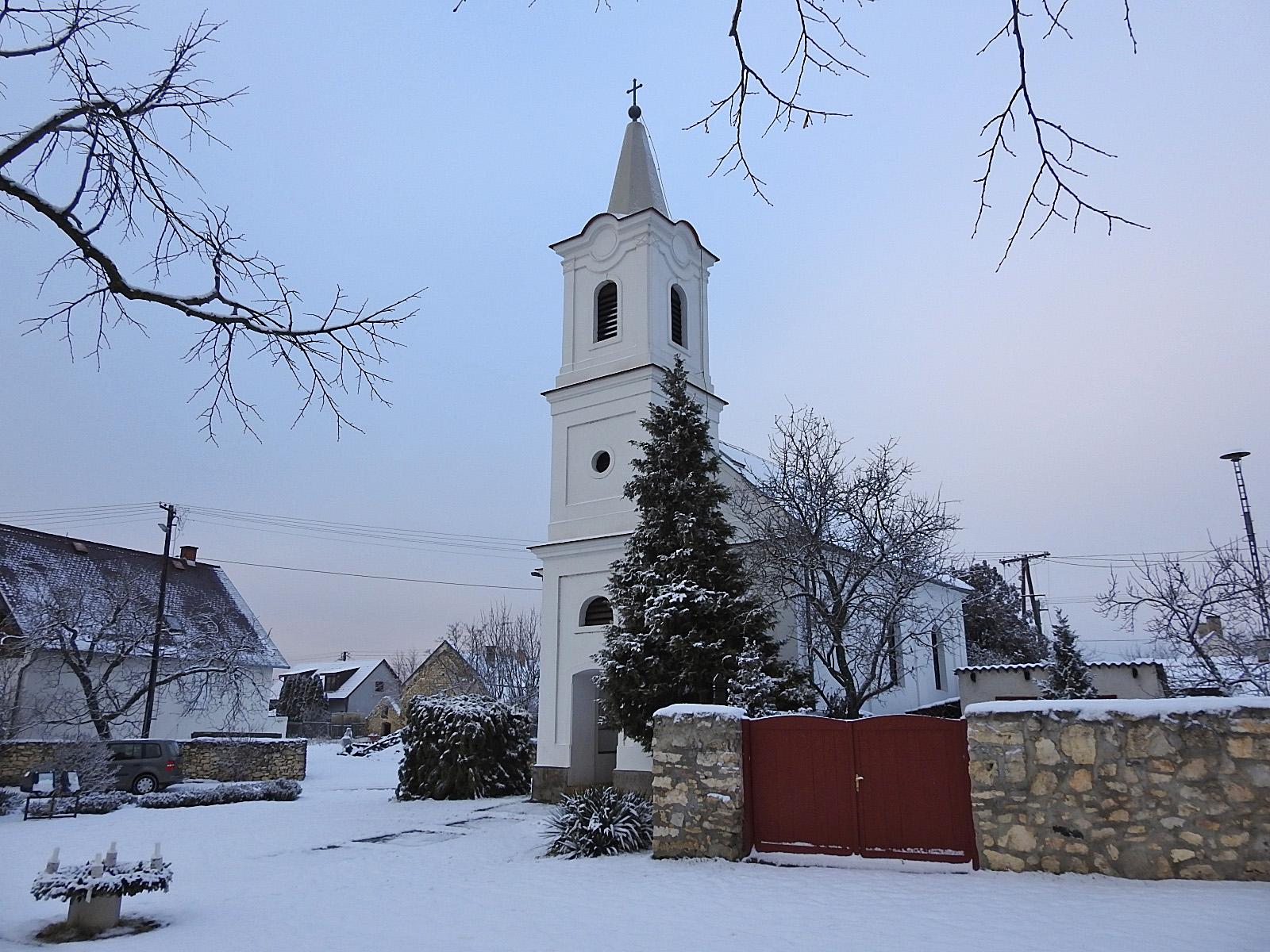 Kerk van Balatonakali