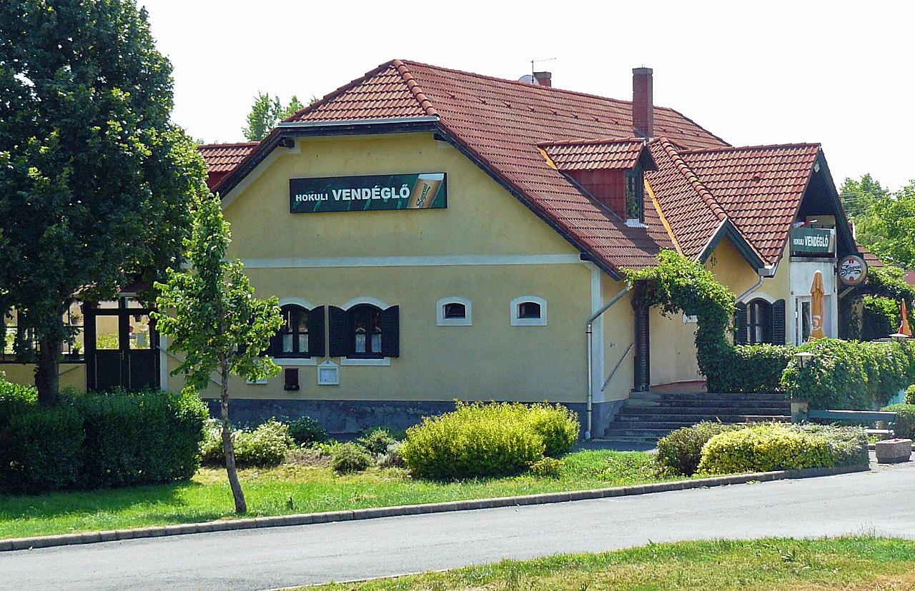 Hokuli restaurant in Balatonakali