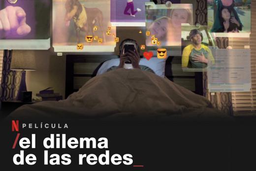 DOCUMENTAL  EL DILEMA DE LAS REDES SOCIALES