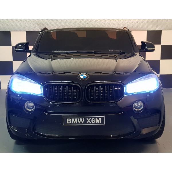 bmw x6 m series 2 persoons kinderauto kinderauto winkel. Black Bedroom Furniture Sets. Home Design Ideas