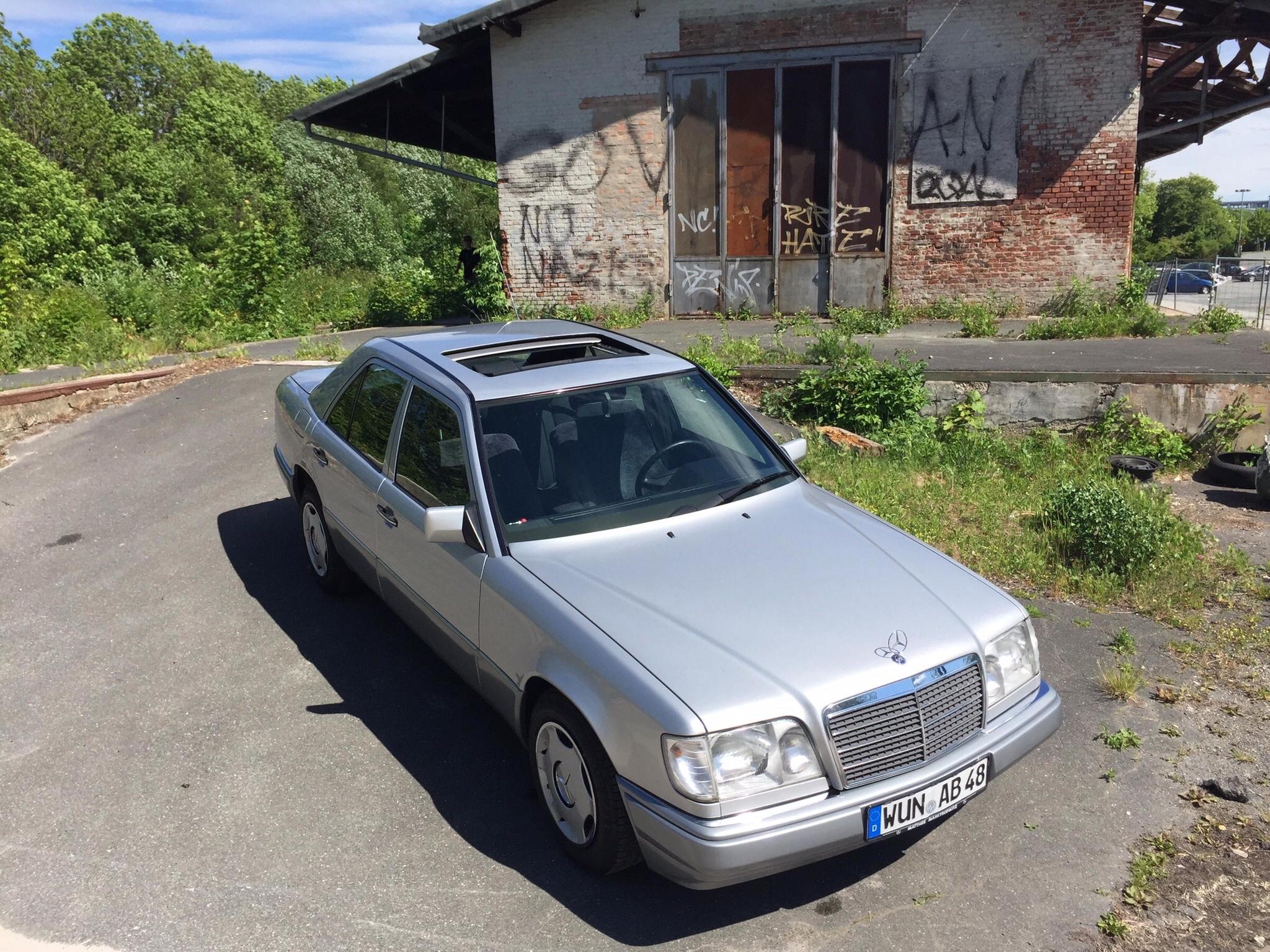 Oldtimer Hochzeitsauto mieten Fischer-Classic -28
