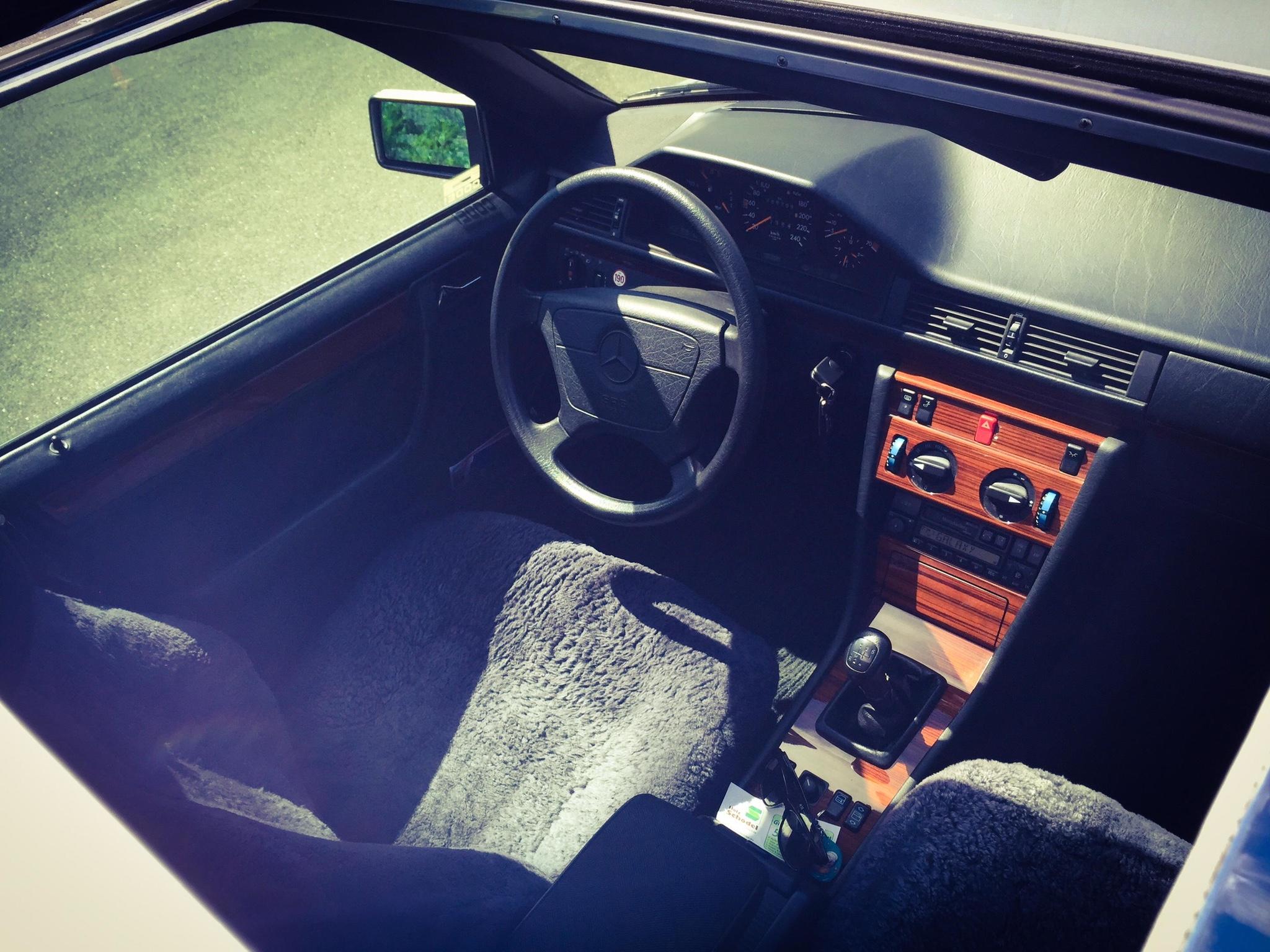 Oldtimer Hochzeitsauto mieten Fischer-Classic -33