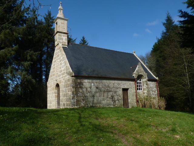 La chapelle Saint Barbe - Guengat