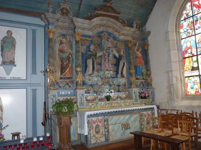 L'église Saint-Nicaise - Saint Nic