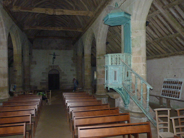 La chapelle Saint-Côme - Plomodiern