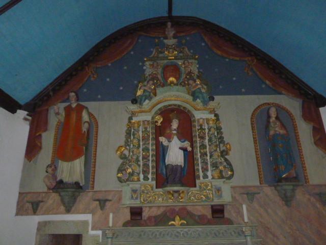 La chapelle Saint-Suliau - Plomodiern
