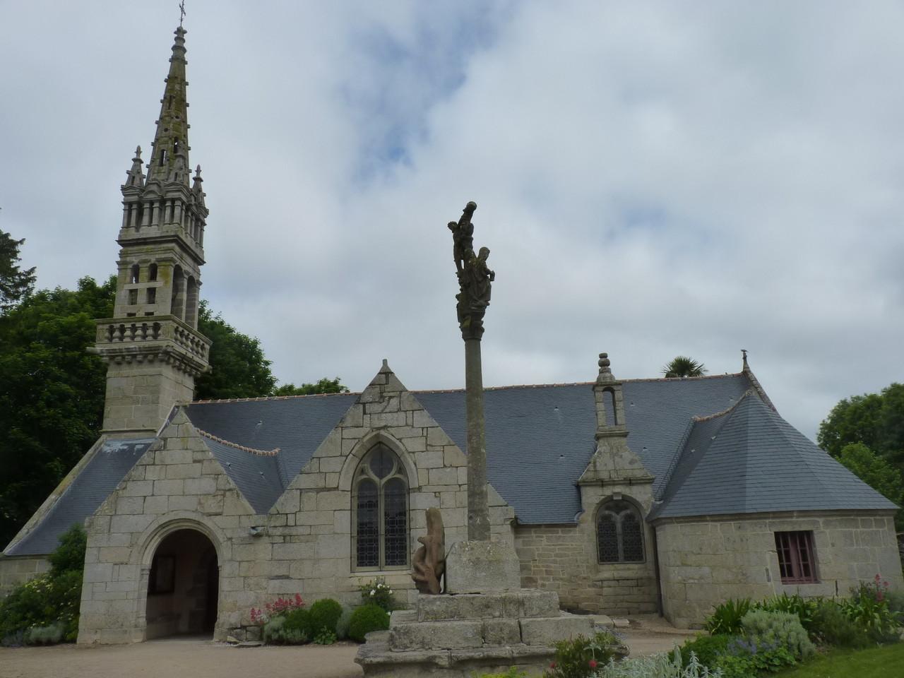 Eglise de Ploeven