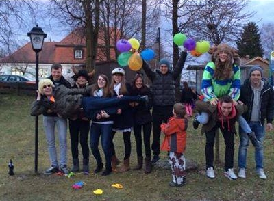 Kinderfasching 2014