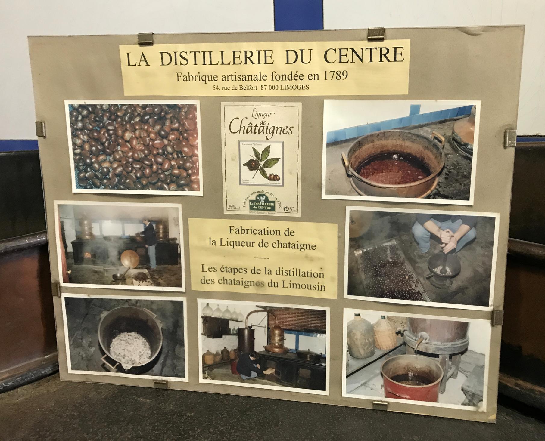Le Musée des Distilleries Limougeaudes