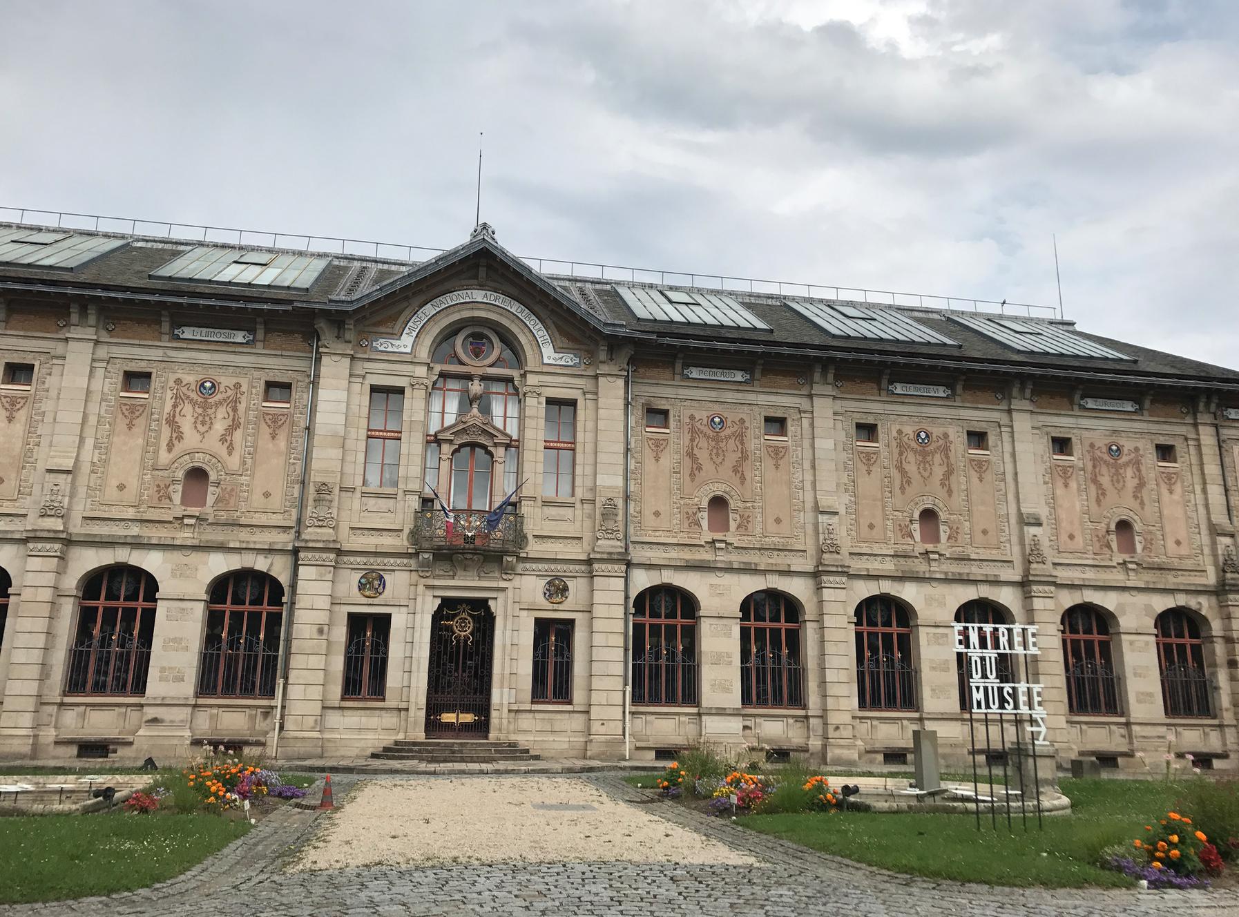 Musée de la céramique (chiens interdits)