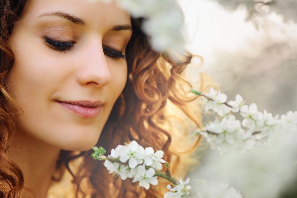 Gib dich deinen Gedanken hin und öffne dein Seelenfenster