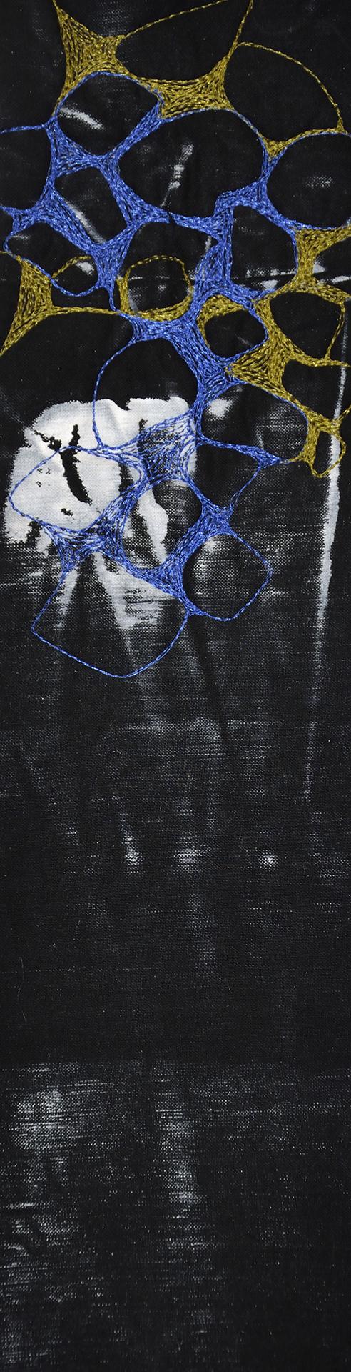 Fragment 12, 2016, 35 x 9 cm