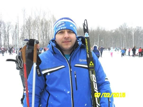 Лыжня России 2015..............