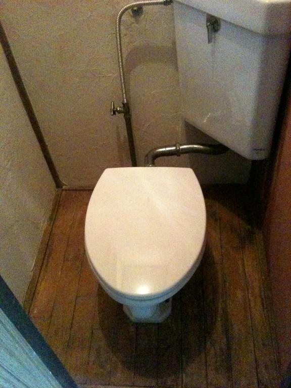 問題のトイレです。