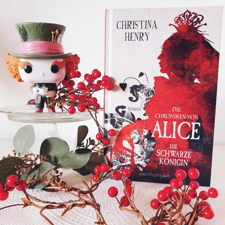 Die Chroniken von Alice 2 (Die schwarze Königin) - Cristina Henry