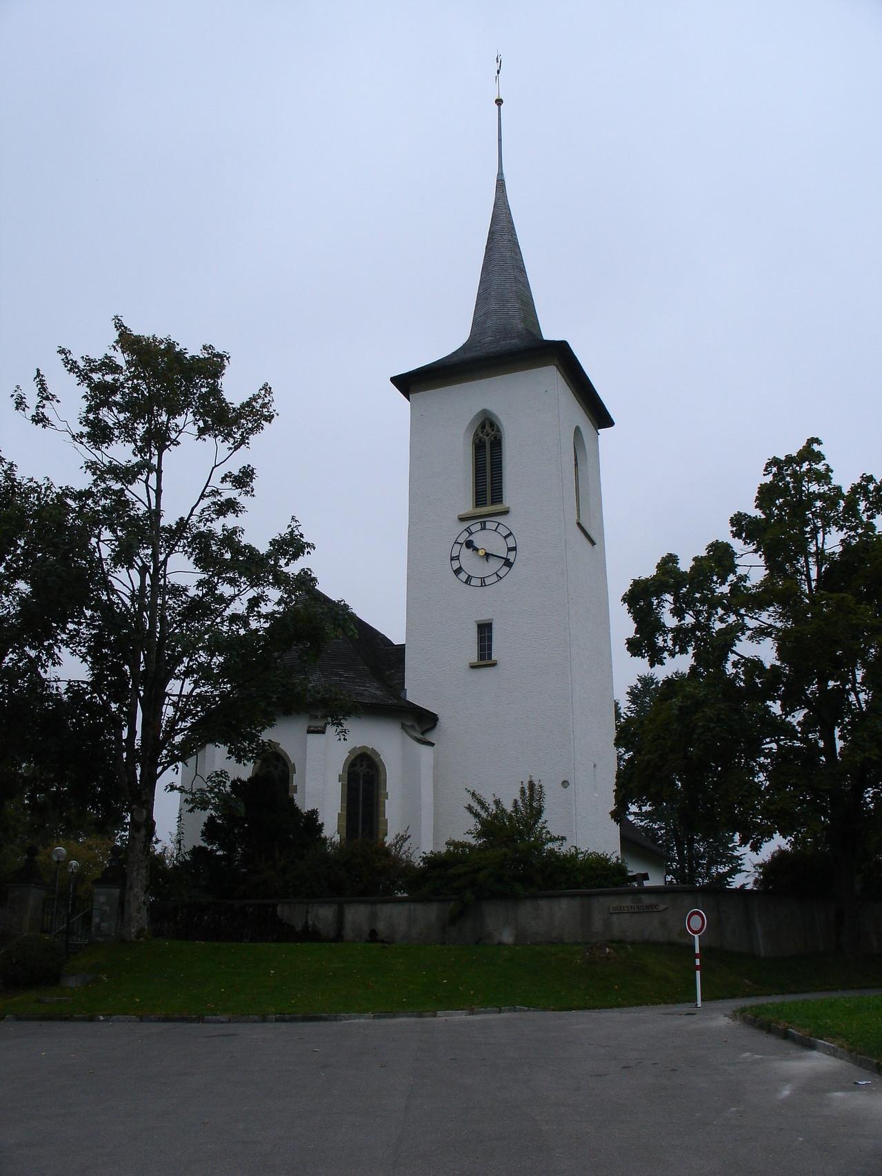 Sanierung Kirche Wahlern