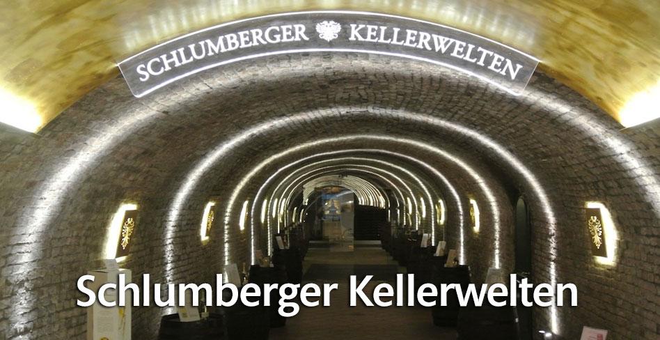 Die SCHLUMBERGER KELLERWELTEN entdecken!