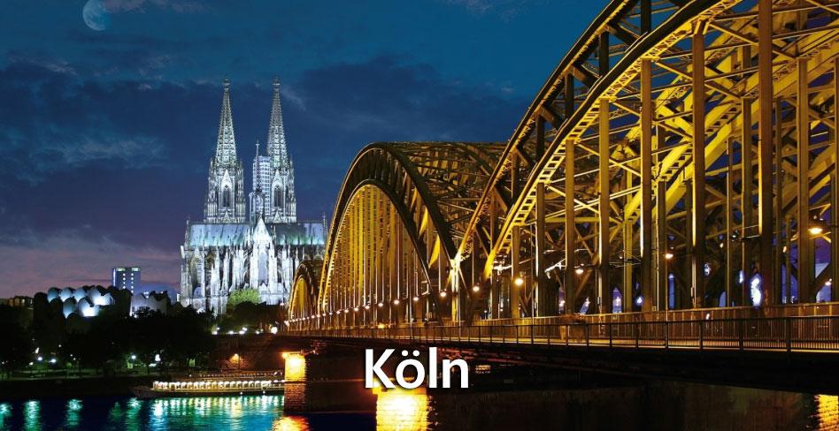 Köln entdecken!