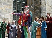 Der Rattenfänger von Hameln als Theaterstück und Musical. FERIENSTRASSEN.INFO