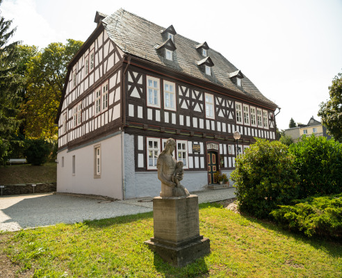 Fröbel-Museum Oberweissbach © Regionalverbund Thüringer Wald e.V.