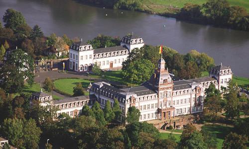 Schloss Philippsruhe © Medienzentrum Hanau