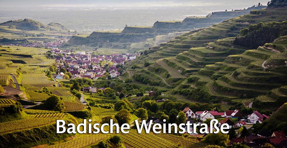 Die Badische Weinstraße entdecken!
