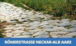 Die Römerstraße Neckar-Alb-Aare entdecken!