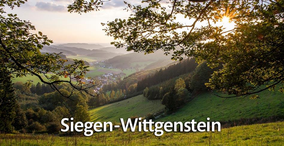 Siegerland-Wittgenstein auf der Siegerland-Wittgenstein-Route erfahren!