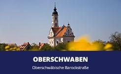 Oberschwaben auf der Oberschwäbischen Barockstraße erfahren!