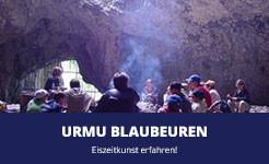 Eiszeitkunst im Urgeschichtlichen Museum Blaubeeren entdecken!