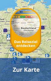 Die Schwäbische Alb in Karte entdecken!