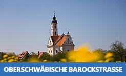 Die Oberschwäbische Barockstraße entdecken!