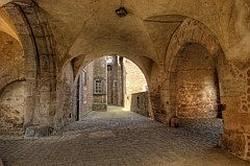 Das Schloss Steinau. FERIENSTRASSEN.INFO
