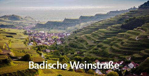Die Badische Weinstraße inspiriert!