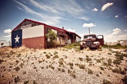 Aufgegebenes Restaurant an der Route 66 (© Andrew Bayda - Fotolia.com)